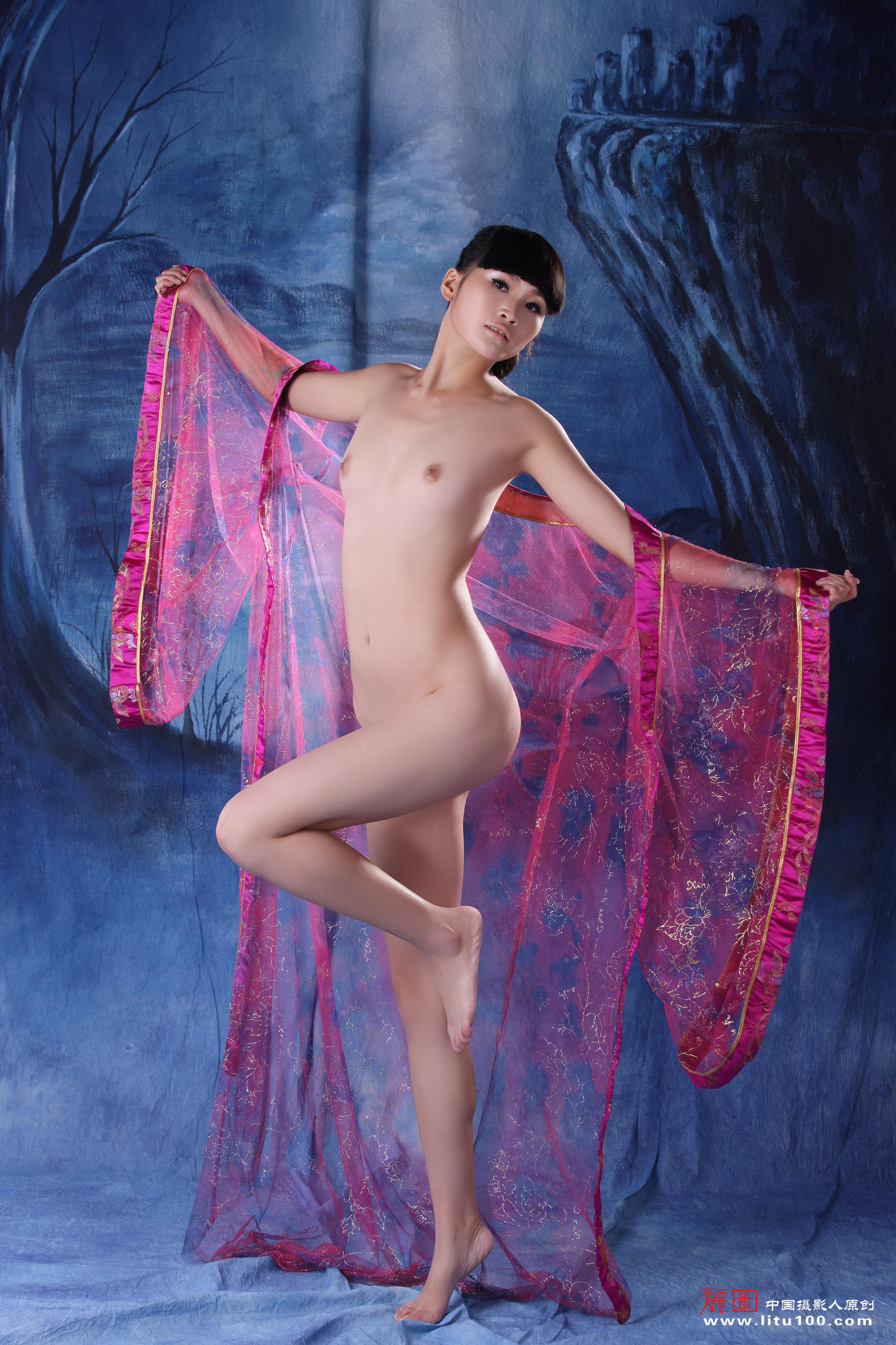 Goddess Asian 77