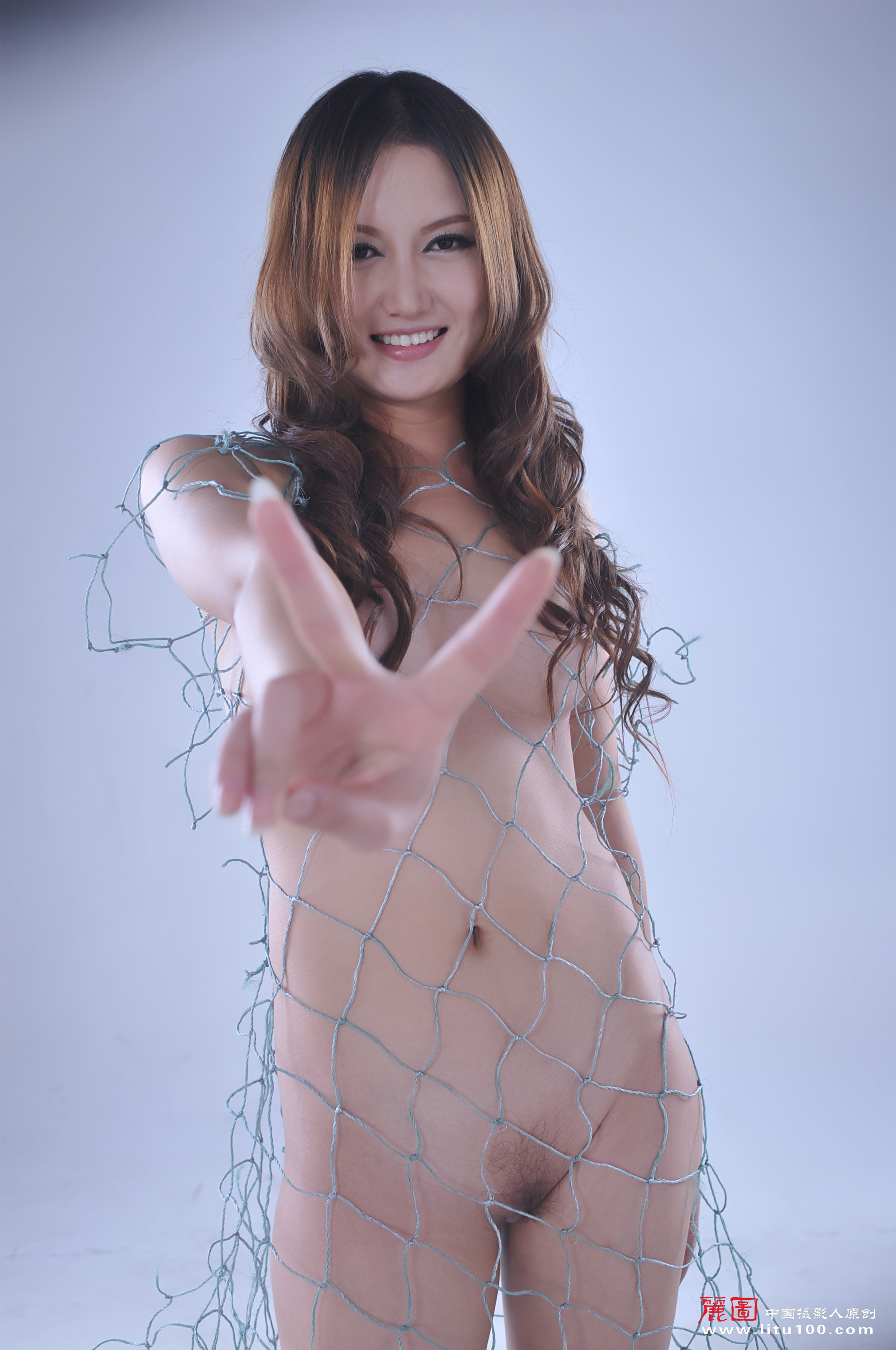 Chinese nudeModel  Sexy Chinese Nude Model