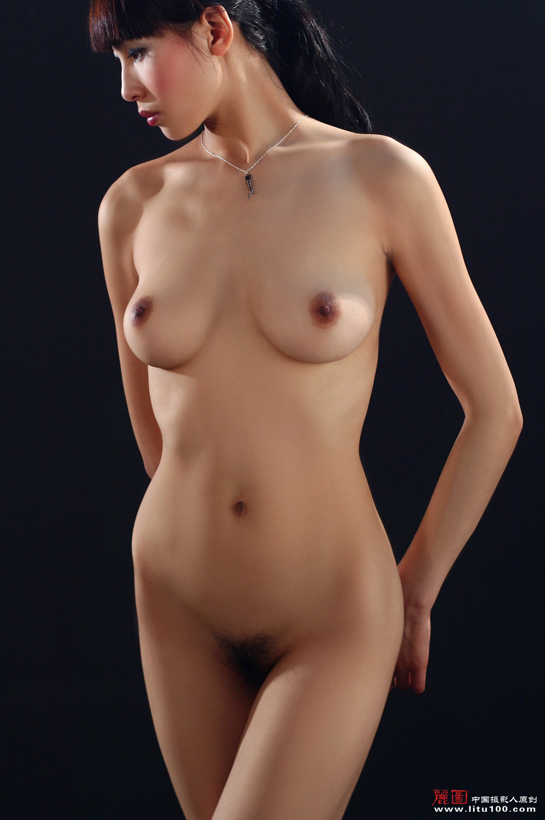 Asian Chinese Nude Models
